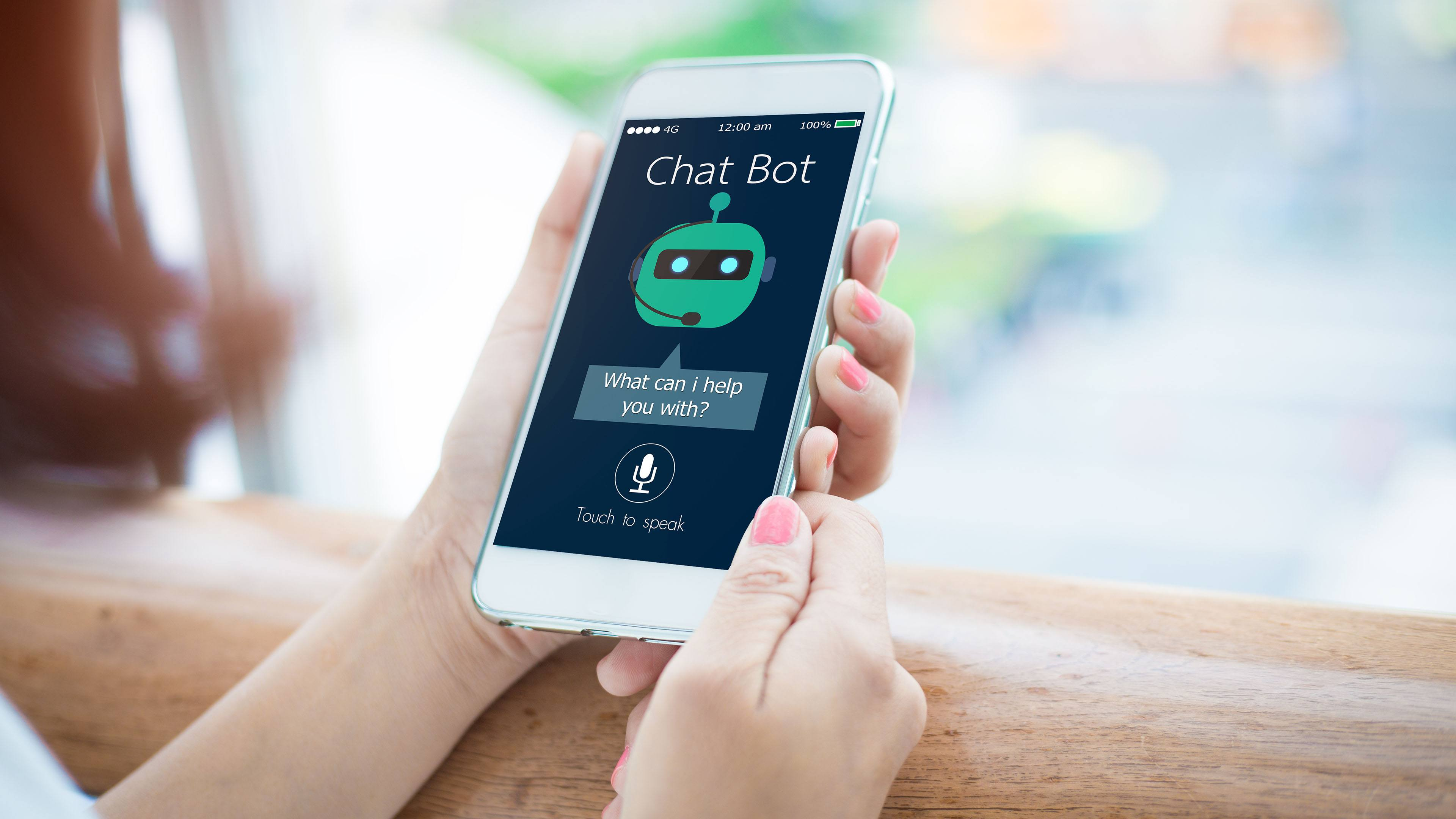 Chatbots and virtual assistants image
